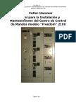 O&M Freedom 2100 Manual de Inst. y Mant.