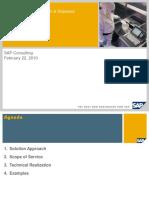 SAP WeighDispense Solution En