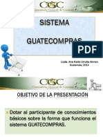Sistema Guatecompras