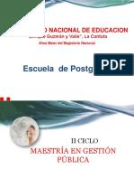 Regionalización y Descentralización.maaestria