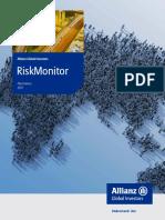 AGI Risk Monitor Alternatives