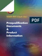 Kingdom Paints Prequalifaction Documents