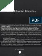 Modelo Educativo Tradicional
