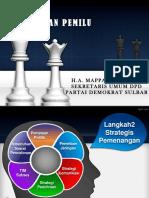 Strategi Pemenangan
