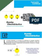 Bomba, Acond. Motores