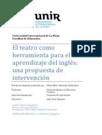 El Teatro Ingles Primaria