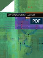 Richard Kowles (Auth.) - Solving Problems in Genetics (2001, Springer-Verlag New York)