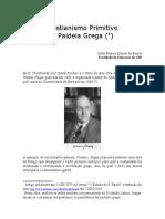 Cristianismo Primitivo & Paideia Grega