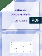 Metodo Dos Minimos Quadrados e Serie de Taylor