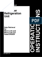 Container Refrigeration Unit