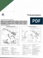 Transmicion VW Golf/Jetta MK3 93-99