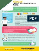 Tips 1y2medio Infografía
