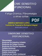 FM - Sindrome Sensitivo Disfuncional - 2009 - Paris - Lopez