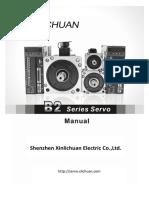 LICHUAN B2 Servo Driver Instruction Book
