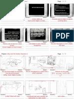 BoyandShadow Storyboard Drafts