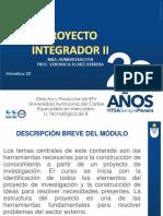 Proyecto Integrador II