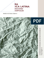 Dictadura America Latina. Nuevas aproximaciones teórico y conceptuales.