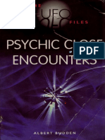 Albert Budden-Psychic Close Encounters