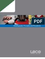 Met Principles and Procedures Catalog 200-860