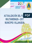 Plan Multiamenaza Villanueva (Actualizado)