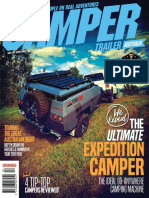 Camper Trailer Australia-April 2018