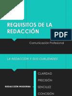 Cualidades de La Redacción-Ver2