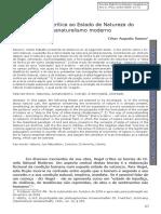 Hegel e a crítica ao estado de natureza no Jusnaturalismo Moderno.pdf