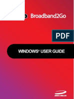 Broadband Users Guide