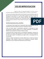 EJERCICIOS DE IMPROVISACION en el teatro planeta tareas.docx