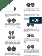 432. Durham House Mint; Two Groats; postumous coinage (Henry VIII) under Edward VI