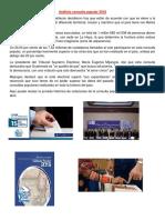Análisis Consulta Popular 2018