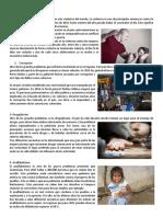 10 Problemas de Guatemala
