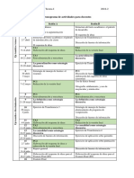 Cronograma Académico Para Docentes (2018-2) (1)