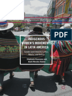 (Crossing Boundaries of Gender and Politics in the Global South) Stéphanie Rousseau, Anahi Morales Hudon (Auth.)-Indigenous Women's Movements in Latin America_ Gender and Ethnicity in Peru, Mexico, An