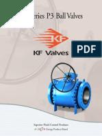 Catalogo de Válvula Kf