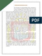 Comentario Boaventura de Sousa