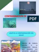 Modulo 2 Contaminacion Del Agua
