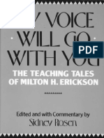 Sidney Rosen (Ed) - My Voice Will Go With You - The Teaching Tales of Milton H. Erickson (Optimized)