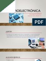 Micro Electr Ónica
