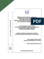 PLATAFORMA DE E- PARTICIPACIÓN UN MODELO DE GOBIERNO ABIERTO CON ENFOQUE DE FRONTERA EN EL DEPARTAMENTO DE NORTE DE SANTANDER COLOMBIA