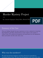 murder crimes