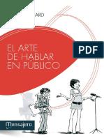 EL ARTE DE HABLAR EN PÚBLICO.pdf