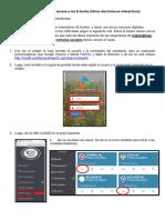 TUTORIAL Ruta de Acceso a Los eBooks - LMS 3.0