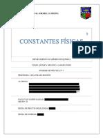 Informe de Organica Constantes Fisicas (1)