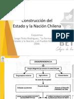 Construcción Del Estado y La Nación