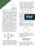 Guía física II - Capacitancia