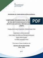 52. Proyecto(Flores, Gutierrez, Rios y Vasquez)