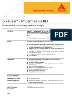 SikaCem® – Impermeable BO rev.6 07-03-17