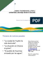 PRESENTACIÓN Niño Costero 2017- Escuela V3 TA