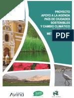 Evaluacion de Distritos de Trujillo